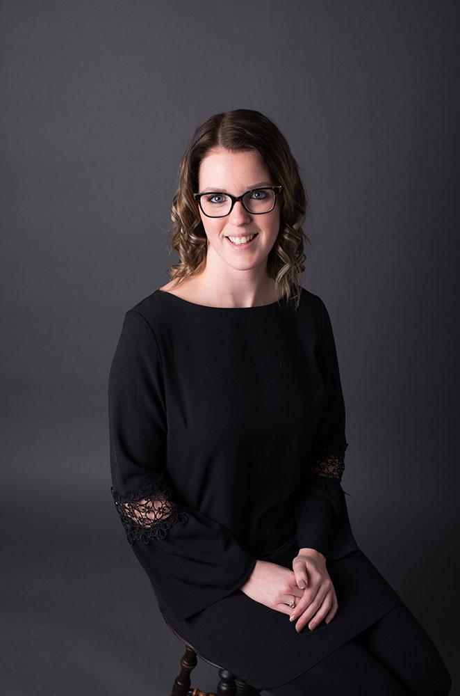 Jenna Bergeron